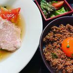 Wagyuuyakinikumo - 冷麺定食…夏の終わり。