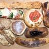 ベーカリー ブレッド & グラス - 料理写真:今回のパン
