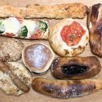 ベーカリー ブレッド & グラス - 今回のパン