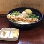 116369952 - JR尼崎周辺ではナンバーワンのうどん屋さんですよね。忙しそうなのに、店員さんも皆さん謙虚な雰囲気が好感持てるんですね。