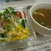 Cafe レスト 花×華 - 料理写真:サラダ・スープ