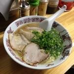 龍の鈴 - トンコツラーメン