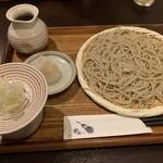 こま井 - 料理写真:辛味おろし蕎麦(800円)