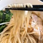円熟屋 - えびしおの麺
