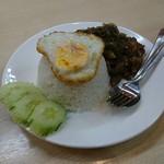 タイレストラン&ストア バーンタイ - 料理写真:パカパオ
