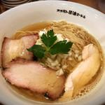 オカモト醤油ヌードル - ニボシヌードル 800円