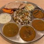 カフェと印度家庭料理 レカ - ベリースペシャルセット