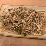 カフェと印度家庭料理 レカ - サプダナキチュデ