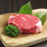 うしすけの極厚赤身ステーキ