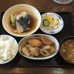 一力 - 料理写真:日替わり定食