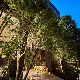 名古屋駅徒歩3分の路地裏に佇む一軒家