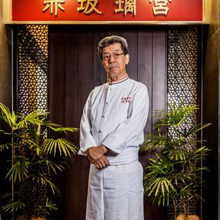 『赤坂璃宮』譚彦彬シェフが監修した本場の広東料理を堪能できる