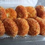 (有)高松の蒲鉾 - 先ずは社員から頼まれた「魚ろっけ」1個50円