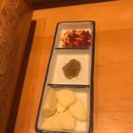 博多 表邸 - 薬味