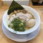 116391673 - 2019.9.21  特製鶏白湯