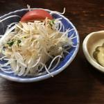 かげろう - 料理写真:サラダ