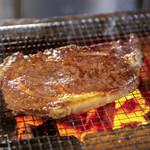 牛肉炭火焼