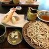 蕎麦荒井 - 料理写真:海老天せいろ大盛り 1,400円税別