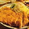 味処 陣屋 - 料理写真:チキンカツ