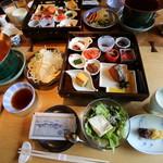 那須温泉 山楽 - 料理写真:朝食
