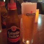 116401507 - スペインのビール