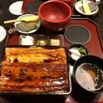 日本橋 玉ゐ - 箱めし(大箱)(合いのせ)