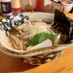 麺 the Tokyo - ぐにゃぐにゃ と した 風変わりな 器 (((o(*゚▽゚*)o)))