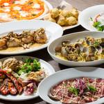 イタリア料理クッチーナ - マンジャーレコース1910
