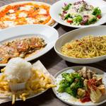 イタリア料理クッチーナ - カジュアルコース1910