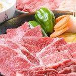 肉八 - 肉質◎全12品付4,500円⇒3,300円【びっくりコース】大満足!