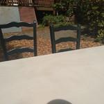 阿里山cafe - 外の席