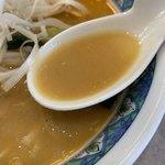 らーめん 麺好 - スープ