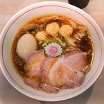 横浜中華そば 維新商店 - 料理写真:特製ラーメン