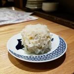 夜ノ焼魚 ちょーちょむすび - 料理写真:おとうし。めちゃウマな焼売。
