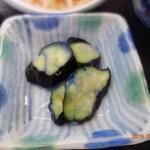 浅野食堂 - 漬物