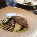 116419770 - メインの魚料理