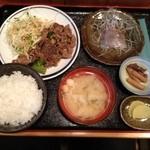 呑喰処 縁 - 日替わり定食 630円