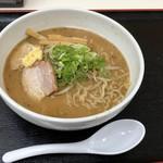 麺や 玄鳥 - 味噌ラーメン900円