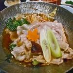 つるおか旬暦 彩鶴 - 肉料理