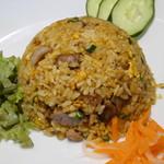ワン アン ホア セン - ベトナム叉焼炒飯