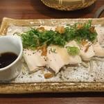 Jitokkokumiai - じとっこセット(ムネ肉香味だれ)