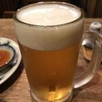 チョップスティックス - 生ビール