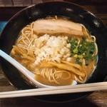 麺堂稲葉Kuki Style - とりそば