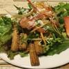 カエルストア - 料理写真:ヤングコーンのサラダ¥550
