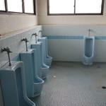 館林ドライブイン - 衛生的なトイレ 2012,02,16
