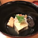116441818 - きんきの煮つけ・焼き豆腐・椎茸