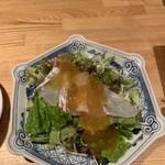 割烹バル 京ひろ - 鮮魚のカルパッチョ