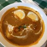 マサラ - 料理写真:エッグカレー