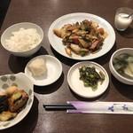 本格四川料理 三鼎 - 週替わりランチ