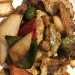 本格四川料理 三鼎 - 回鍋肉